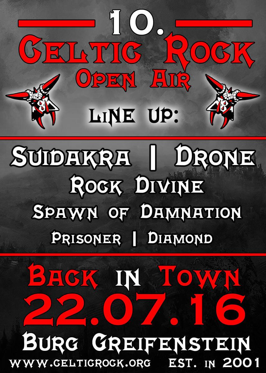 10. Celtic Rock Open Air Burg Greifenstein