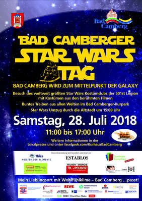 Bad Camberger Star Wars Tag