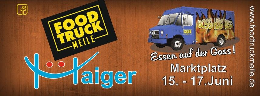 Food-Truck-Meile Haiger
