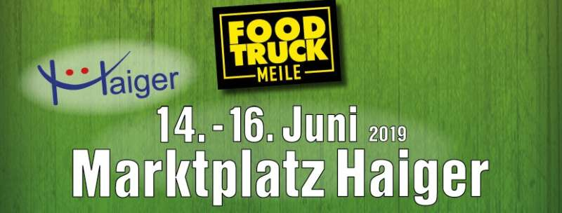 Foodtruck Meile in Haiger 2019