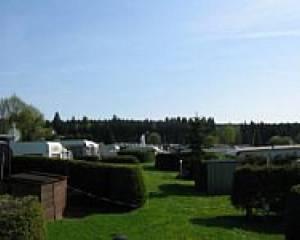 Campingplatz an der Krombachtalsperre