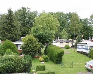 Campingplatz 'Spitzer Stein' - Grünberg