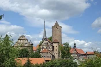 1200 Jahre Burgenstadt Schlitz