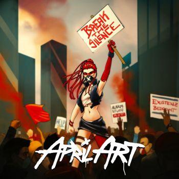 """April Art setzen mit """"Break The Silence"""" ein Zeichen"""