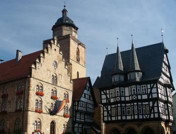 Alsfeld Marktplatz