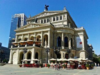 Frankfurt - jederzeit einen Besuch wert