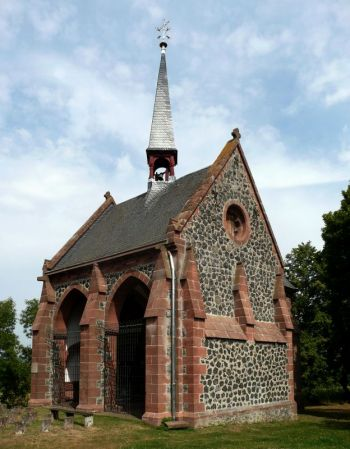 Magdalenenkapelle (Amöneburg)