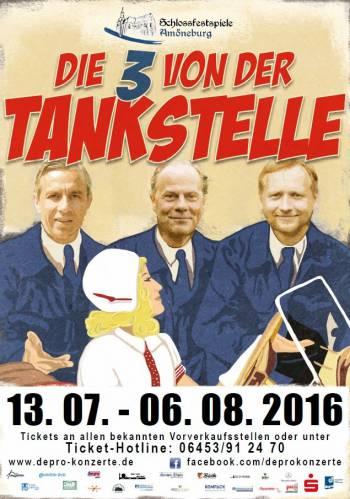 Amöneburger Schlossfestspiele 2016