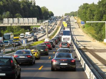 Spiele gegen Langeweile auf der Autofahrt
