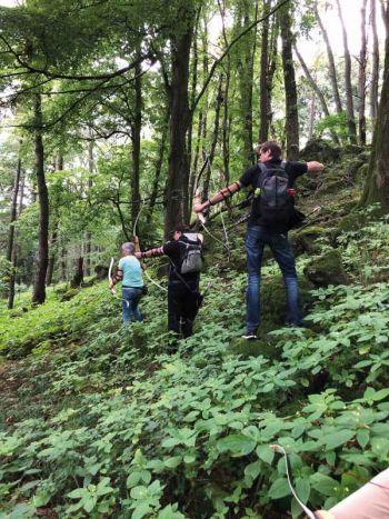 Bogenschießen ab September am Wochenende in Laubach