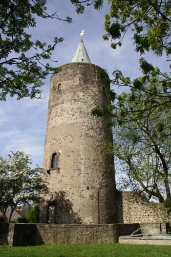 Diebsturm Grünberg