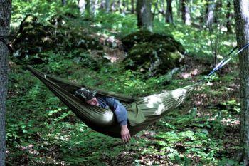 Sommer-Waldbaden im Laubacher Forst