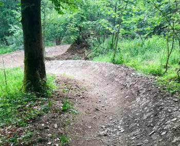 Fowtrail in Bad Endbach darf ab 20. Juni wieder befahren werden, Liftshuttle am