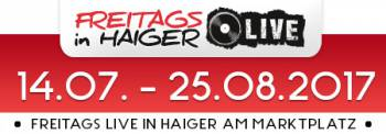 Freitags Live in Haiger 2017