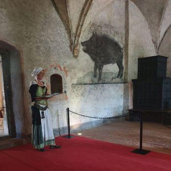 Führungen durch das Schlossmuseum Laubach