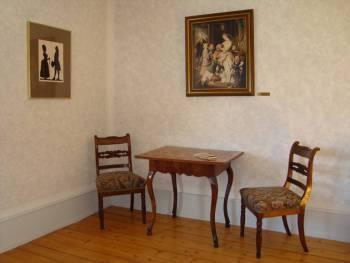 Heimatmuseum Hüttenberg/Goethehaus Volpertshausen