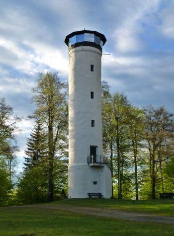 Aussichtsturm Sackpfeife - Kaiser Wilhelm II.-Turm