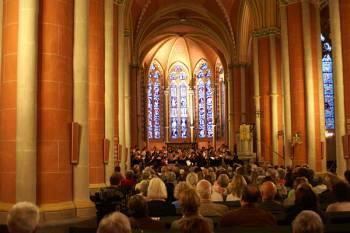 Konzertort Stiftskirche Wetter