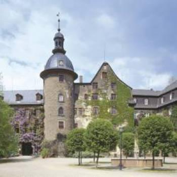 Laubacher Schlossparkkonzerte 2015