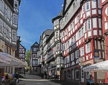 Die schönsten Restaurants und Cafés in Marburg