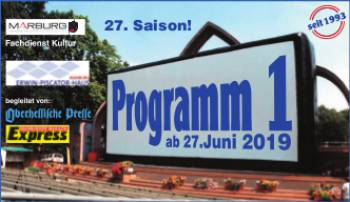 Open-Air-Kino Marburg 2019