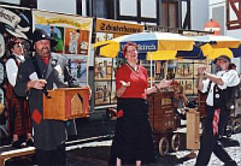 Internationales Orgel- und Drehorgelfestival Laubach