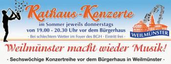 Rathaus-Konzerter in Weilmünster 2018