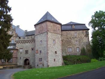 Schloss Eisenbach - Lauterbach