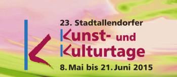 23. Stadtallendorfer Kunst- und Kulturtage