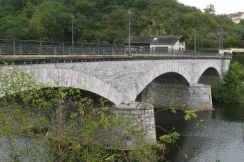 Marmorbrücke in Villmar