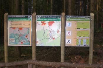 Wanderwege rund um Bad Camberg