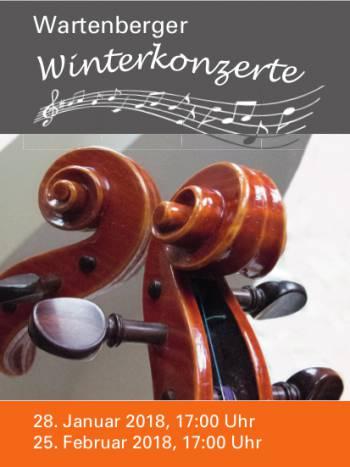 Wartenberger Winterkonzerte 2018