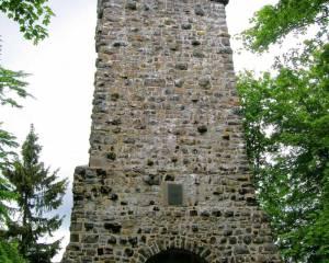 Bismarckturm auf dem Taufstein