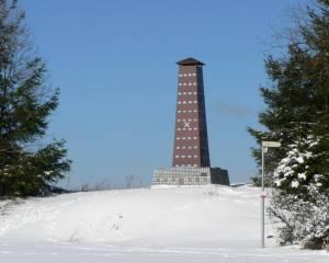 Eschenburgturm Modell