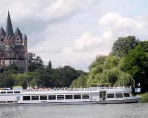 Fahrgastschiff Wappen von Limburg