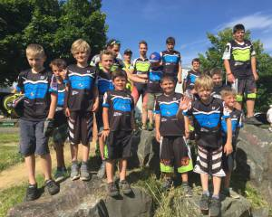 Flowtrail Junior Challenge am 10. Juli 2016