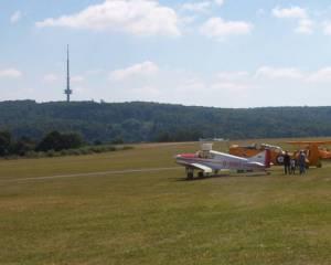 Flugplatz Hirzenhain