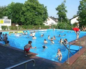 Freibad Holzheim