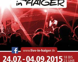 Live in Haiger