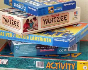 Spiele und Hobbys von heute
