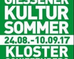 Giessener Kultursommer 2017