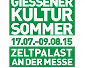 Gießener Kultursommer 2015