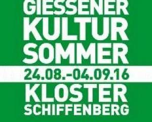 Giessener Kultursommer 2016