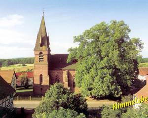 Tanzlinde Kirchhain-Himmelsberg (c) Kirchhain