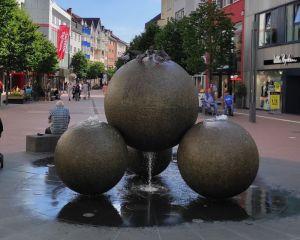 Start der mathematischen Stadtführungen: Gießen durch die mathematische Brille
