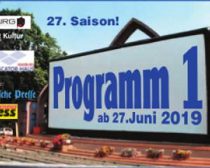Open-Air-Kino Marburg 2019