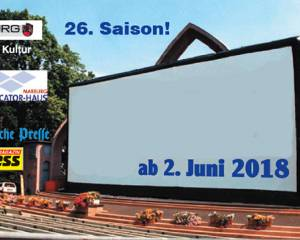 Open-Air-Kino Marburg 2018