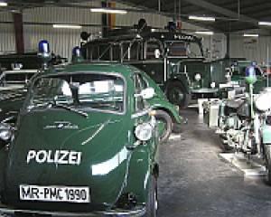 1. Deutsche Polizeioldtimer-Museum