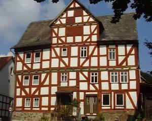 Schenkbarsches Haus Museum Biedenkopf
