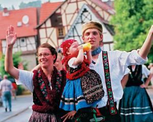 Schlitzerländer Trachtenfest